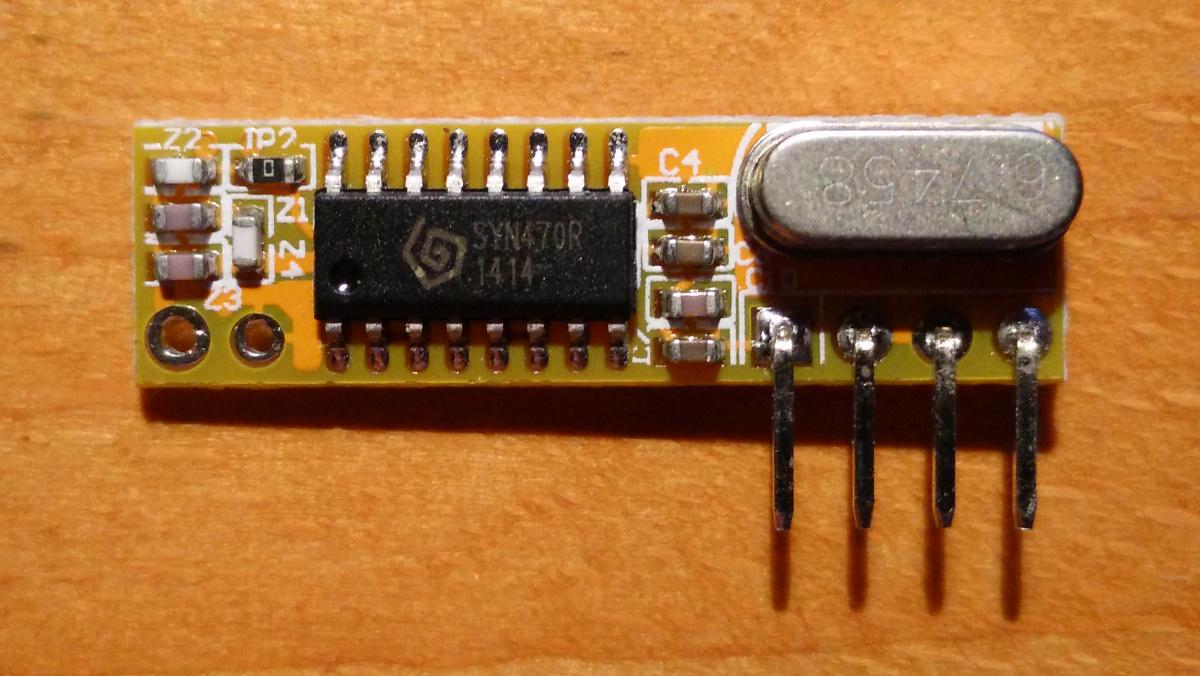 RPIWeather: Adding off-the-shelf wireless sensors – The ramblings of