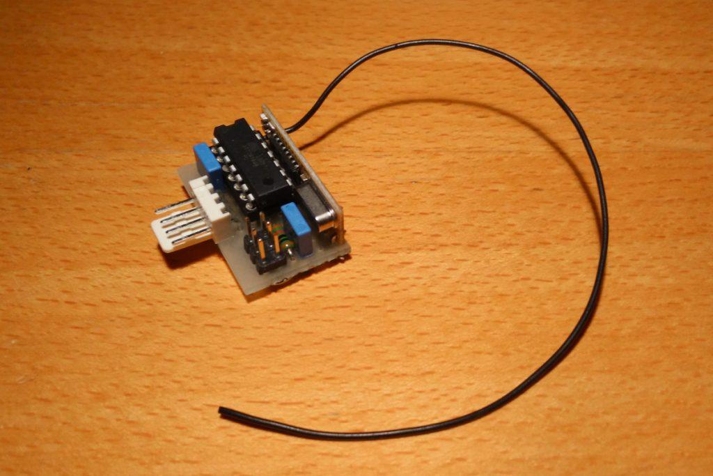 433MHz receiver